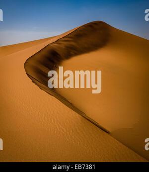 Désert du Sahara ERG ZHAR MAROC DUNES AFRIQUE