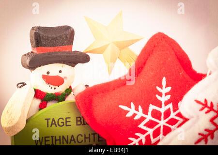 15 jours à Noël Banque D'Images