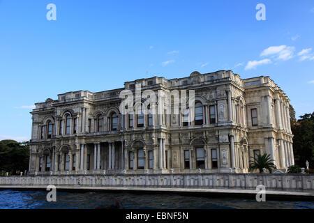 Le Palais de Beylerbeyi, résidence d'été , la Turquie, Istanbul Banque D'Images