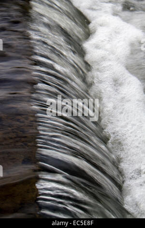 Rapids, close-up Banque D'Images