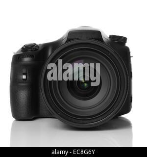 Appareil photo reflex numérique Banque D'Images