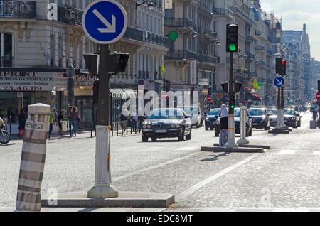 Paris Rue La Fayette