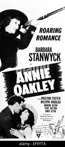 Affiche de film Annie Oakley (1935)