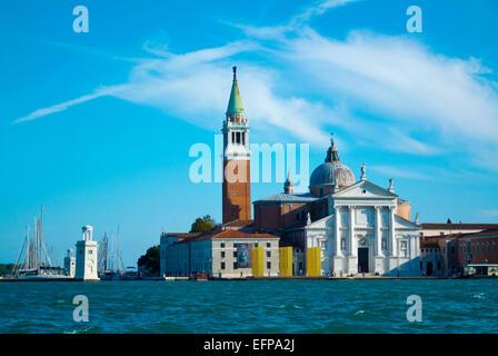 Chiesa di San Giorgio Maggiore, Isola di San Giorgio Maggiore, à Venise, Italie