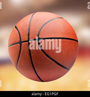 Basket-ball Banque D'Images