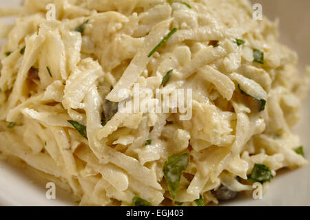Salade de céleri français - céleri-rave rémoulade