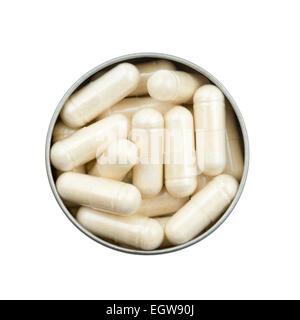 Les enzymes digestives Banque D'Images