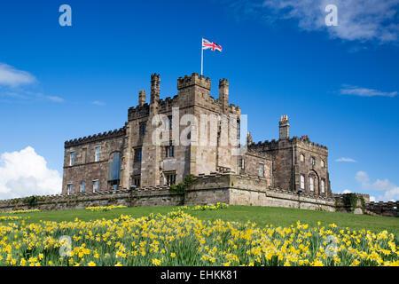 Ripley Ripley Castle près de Harrogate North Yorkshire Yorkshire du Nord Banque D'Images