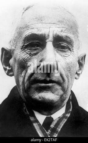 La Norvège. L'explorateur polaire norvégien Roald Amundsen. La reproduction. Banque D'Images