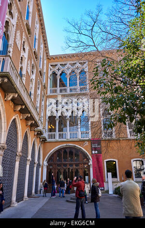 Venise est la capitale de la région de Vénétie en Italie, le nom est dérivé de l'ancien peuple Veneti Banque D'Images