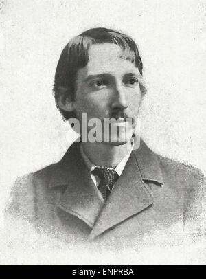 Robert Louis Stevenson, San Francisco, 1879