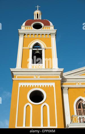 Cathédrale de Granada, Nicaragua Banque D'Images