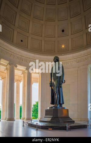 Le Thomas Jefferson Memorial est un mémorial présidentiel à Washington, D.C.