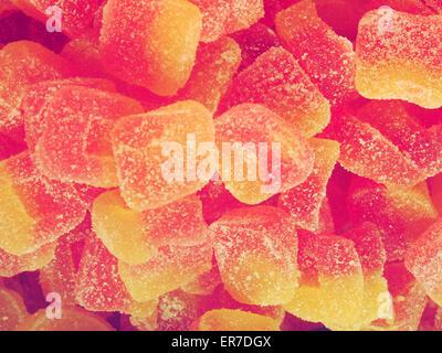 Sweet candy coloré. 28 mai, 2015. Style Retro photo © Igor Golovniov/ZUMA/ZUMAPRESS.com/Alamy fil Live News Banque D'Images