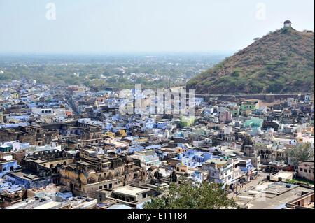 Ville Asie Inde Rajasthan Bundi