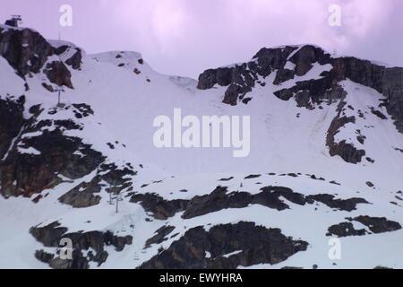 Montagnes du Canada et de l'arrière-plan de scène annonces idéal,sites web. Banque D'Images
