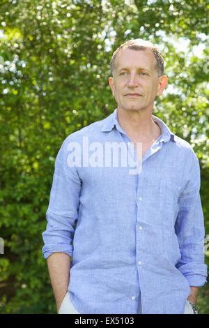 Portrait of mature Man Outdoors Banque D'Images
