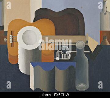 Le Corbusier Still Life Banque D'Images