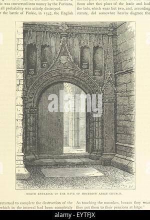 """Cassell's Old et New Edinburgh: ... L'Illustre, etc. Image prise à partir de la page 77 de """"la vieille et nouvelle Banque D'Images"""