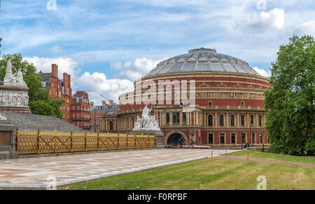 Royal Albert Hall, Londres Banque D'Images