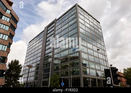 Colmore plaza office développement dans nouveau quartier financier de Birmingham UK Banque D'Images