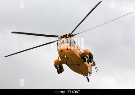 Westland Sea King ZH544 Banque D'Images