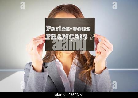 Libre de droits carte montrant Banque D'Images