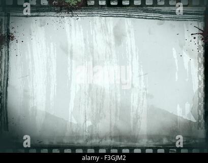 Vecteur de la bande de film cadre photo de cin ma vide bande isol sur fond transparent - Grune dekoration ...