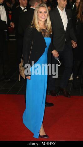 Londres, Royaume-Uni. 18 Oct, 2015. Holly Branson assistant à 'Steve Jobs' Gala de clôture au BFI London Film Festival Banque D'Images
