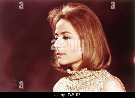 Annie Girardot / Vivre pour vivre 1967 réalisé par Claude Lelouch