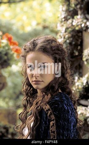 Natalie Portman / Star Wars-Episode II L'Attaque des Clones / 2002 réalisé par George Lucas, Walt Disney Studios Banque D'Images