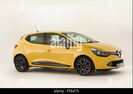 2014 Renault Clio Banque D'Images