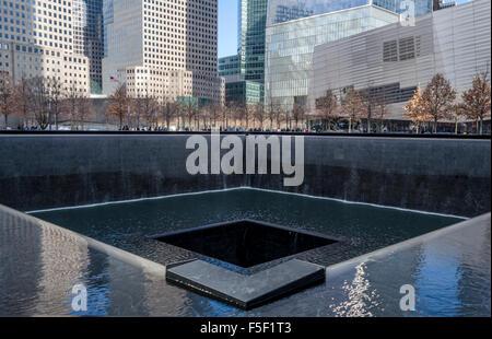 9 11 memorial nord pool le site du world trade center. Black Bedroom Furniture Sets. Home Design Ideas