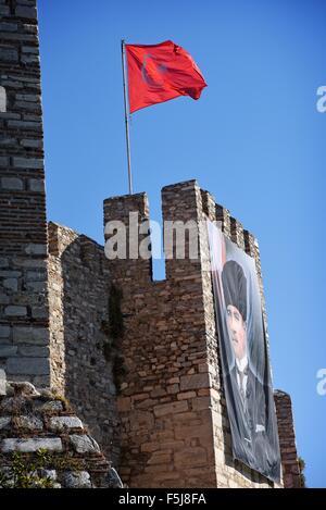 Basilique de St Jean l'Apôtre Ephèse - Selcuk Izmir Turquie Province Banque D'Images