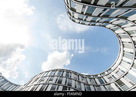 Façade, La Vague, Hambourg