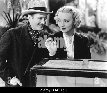 DATE DE SORTIE : Février 21, 1936. Titre du film : Le jardin affaire ...
