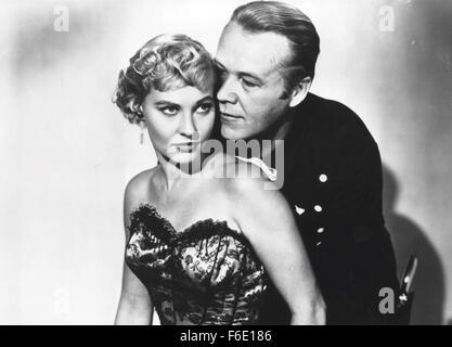 DATE DE SORTIE: 7 janvier 1951. Titre du film: Sierra Passage. STUDIO: Monogram Pictures. Résumé: Lorsque Yance Banque D'Images