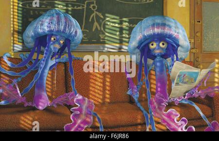 Oct 01, 2004; Los Angeles, CA, USA; les musiciens Doug E. Doug voices Bernie et Ziggy Marley comme Ernie dans Banque D'Images