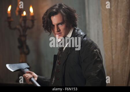 DATE DE SORTIE: Juin 22, 2012 TITRE DE LA VIDÉO: Abraham Lincoln: Vampire Hunter STUDIO: 20th Century Fox Réalisateur: Banque D'Images
