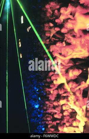 Dance valley holland l'un des plus anciens festivals de danse néerlandais. ... Vingt ans d'emballage typiquement Banque D'Images