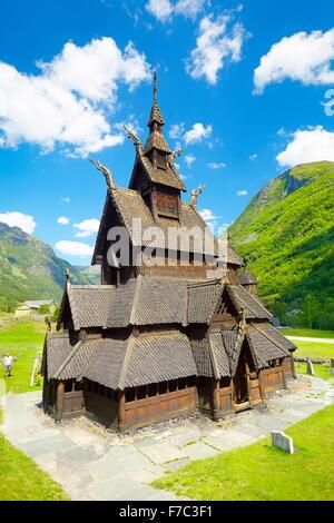 Église Borgund, Sogn og Fjordane, Norvège