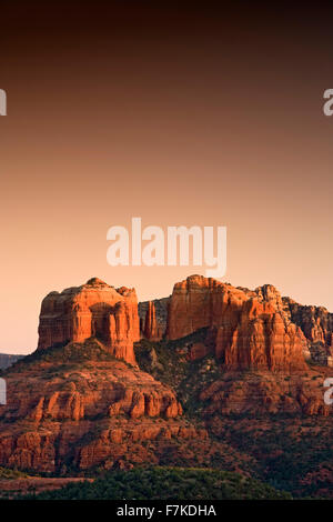 Cathedral Rock, Sedona, Arizona USA
