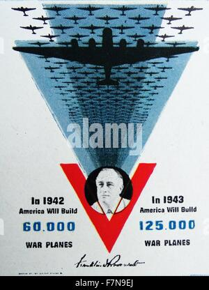 Affiches de propagande de couleur français pour l'Organisation des Nations Unies. Conçu par Jean Carlu (1900-97) Banque D'Images