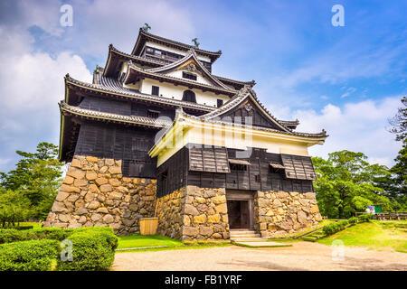 Matsue, Japon au château. Banque D'Images