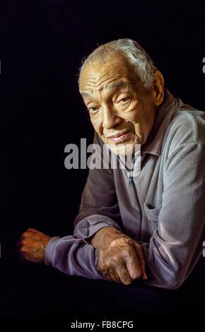 LAS VEGAS, NV - 5 juin: Tony chorégraphe primé Henry LeTang dans son domicile à Las Vegas, Nevada le 5 juin 2003. Banque D'Images