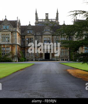 Corsham Court Wiltshire, Royaume-Uni Banque D'Images