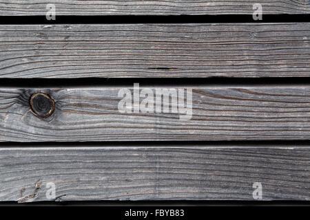 Surface en bois blanchi Banque D'Images
