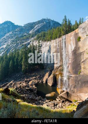 Automne Vernal, vallée de Yosemite, Yosemite National Park, UNESCO World Heritage Site, California, USA