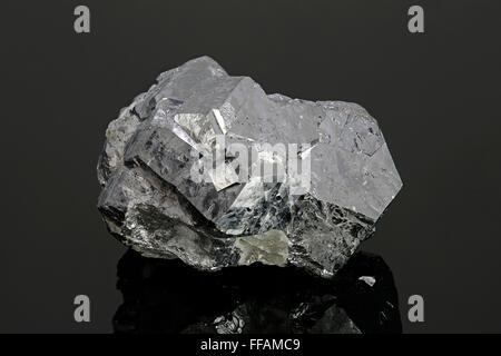 Skutterudite (arséniure minéral de Cobalt), Maroc Banque D'Images