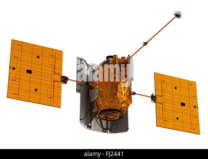 La Station spatiale interplanétaire Banque D'Images